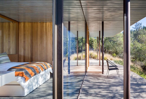 Napa Valley House by Eliot Lee and Eun Lee 7