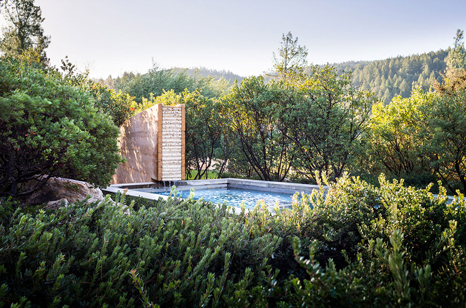 Napa Valley House by Eliot Lee and Eun Lee 8