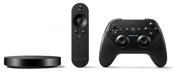 Nexus Player for Gaming 1 600x252 How Gaming Evolved In 2014: 10 Ground Breaking New Gaming Technologies