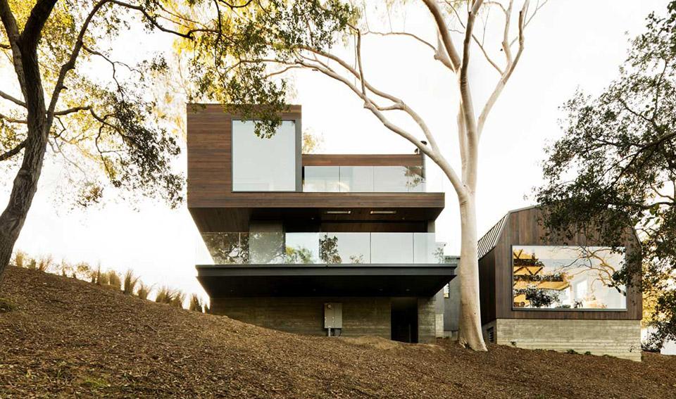 Oak Pass Guest House by Walker Workshop 1