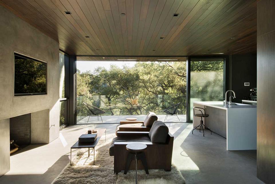 Oak Pass Guest House by Walker Workshop 10