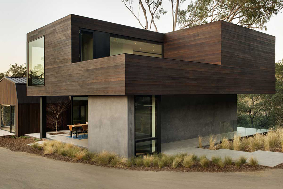 Oak Pass Guest House by Walker Workshop 2