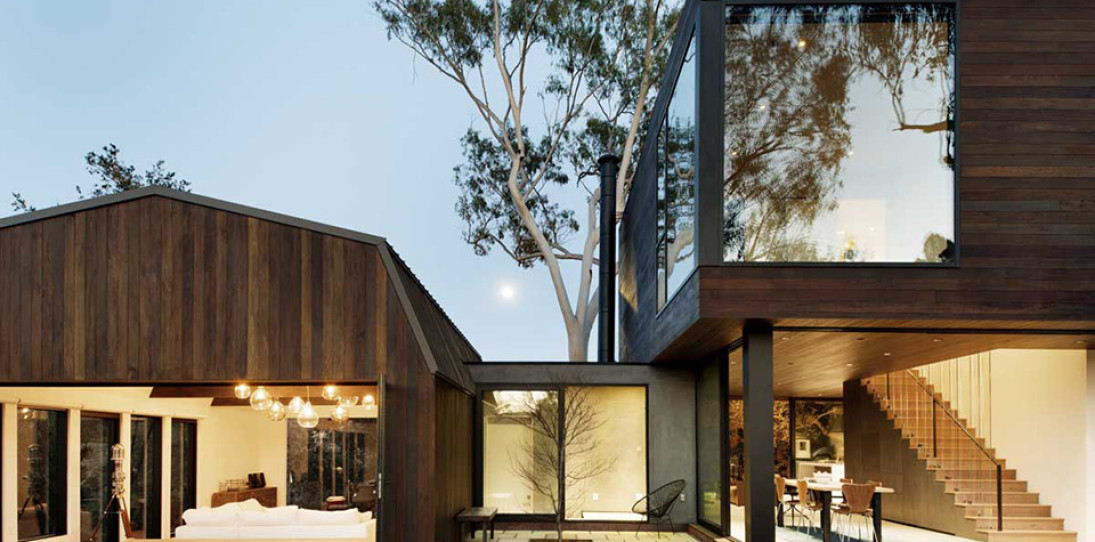 Oak Pass Guest House by Walker Workshop 4