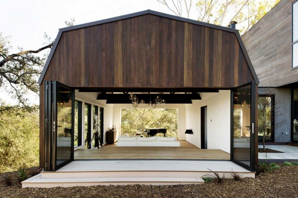 Oak Pass Guest House By Walker Workshop