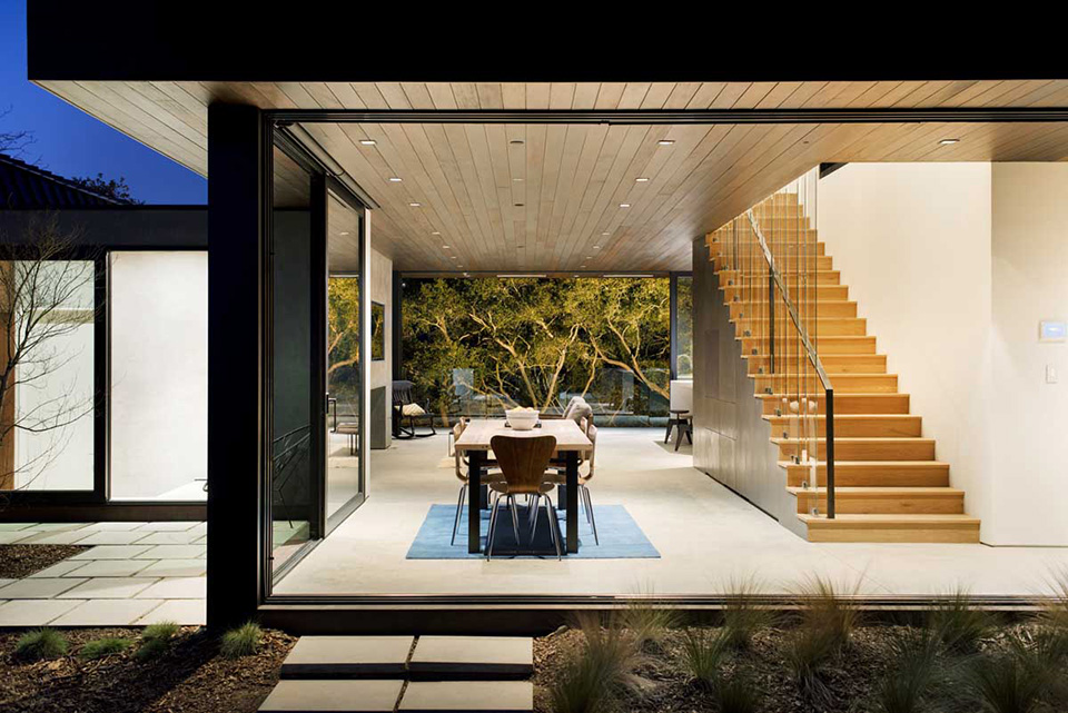 Oak Pass Guest House by Walker Workshop 8
