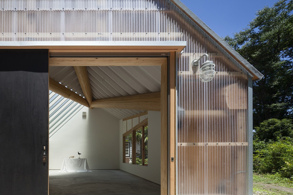Photography Studio by FT Architects 5 600x400 Light Filled Modern Photography Studio by FT Architects