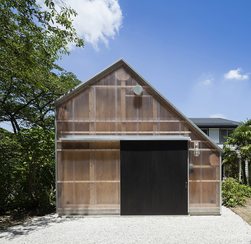 Photography Studio by FT Architects 8