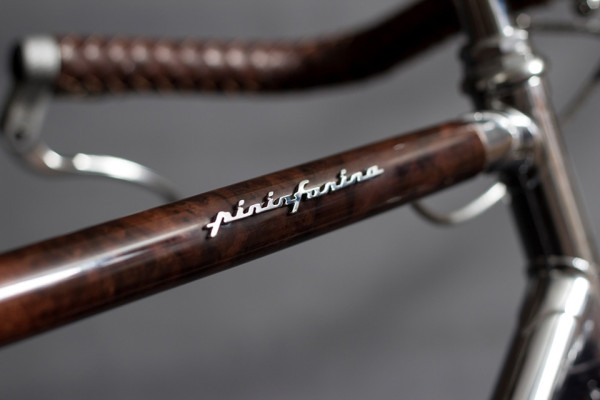 Pininfarina Fuoriserie Luxury Bicycle 4 600x400 Pininfarina Fuoriserie Luxury Bicycle
