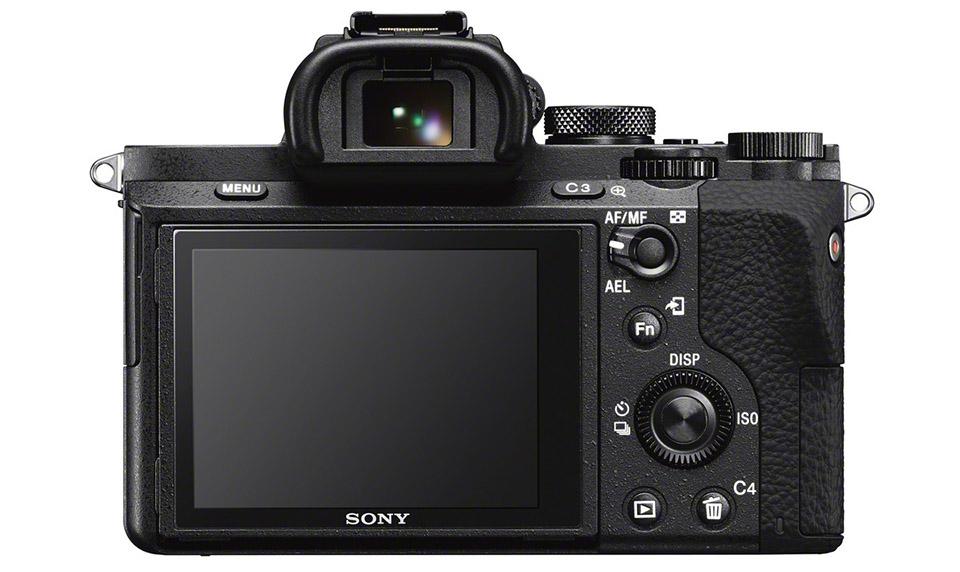 Sony A7II Full Frame Mirrorless Camera 3