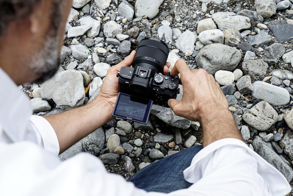Sony A7II Full Frame Mirrorless Camera 4