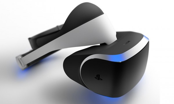 Sony Project Morpheus Virtual Reality Goggles