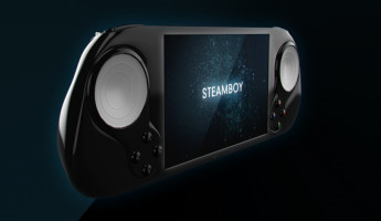 Steamboy Steam Game Controller