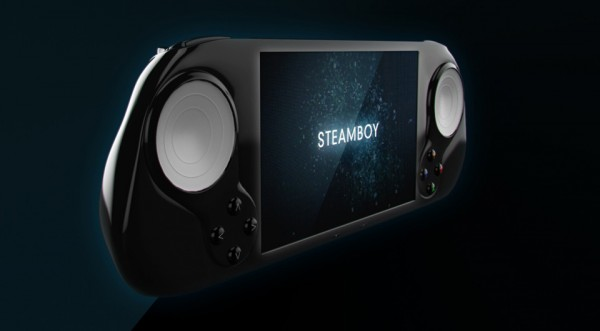 Steamboy Front View1 600x331 How Gaming Evolved In 2014: 10 Ground Breaking New Gaming Technologies