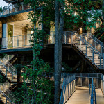 Forest Architecture 2014 - The Sustainability Treehouse - Joe Fletcher
