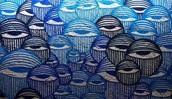 Wynwood Wall Art - Eye See You