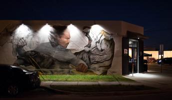 Wynwood Miami Mural - His Dudeness