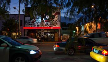 Wynwood Street Scene - Prohibition
