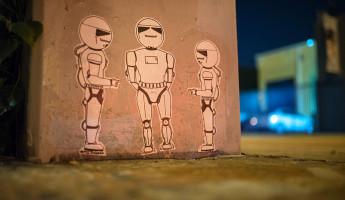 Wynwood Urban Art - Storm Drain Troopers