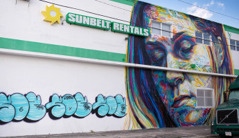 Wynwood Commercial Store Mural