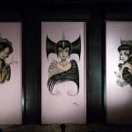 Wynwood Walls Mural - Tryptic