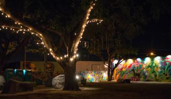 Wynwood Walls at Night