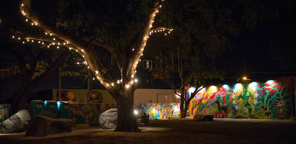 Wynwood Walls at Night