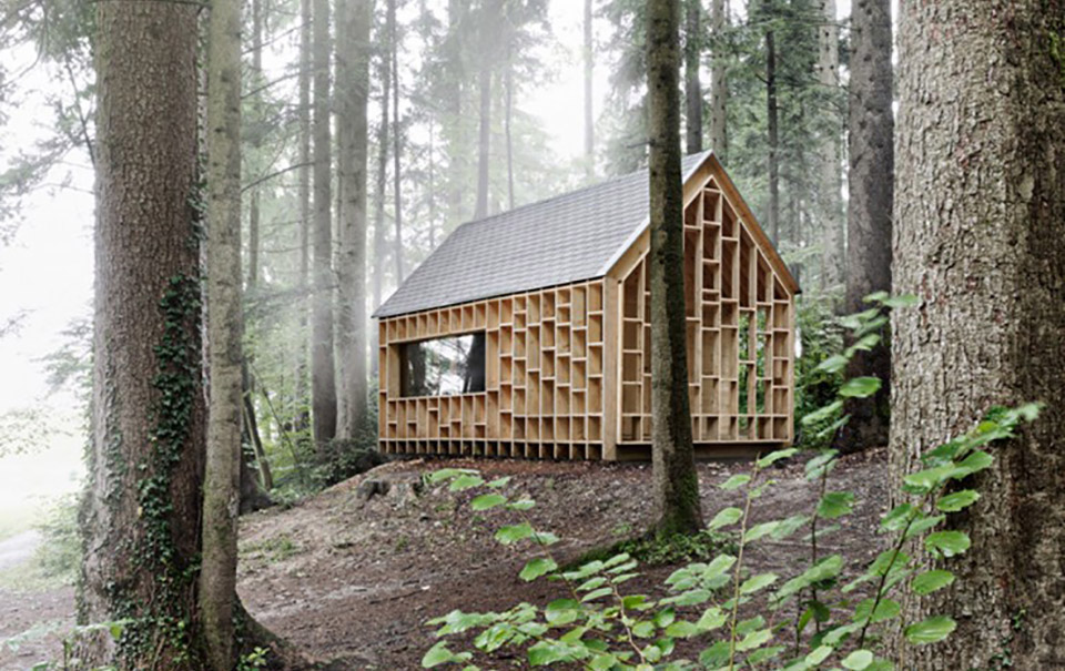 Nature Architecture 2014 10 Select Cabins Treehouses And