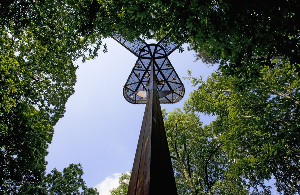 Nature Architecture 2014 - Kew Tree Top Walkway - London - 1
