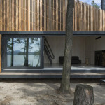 Forest Architecture 2014 - Lake Cabin by Fam Architekti 2
