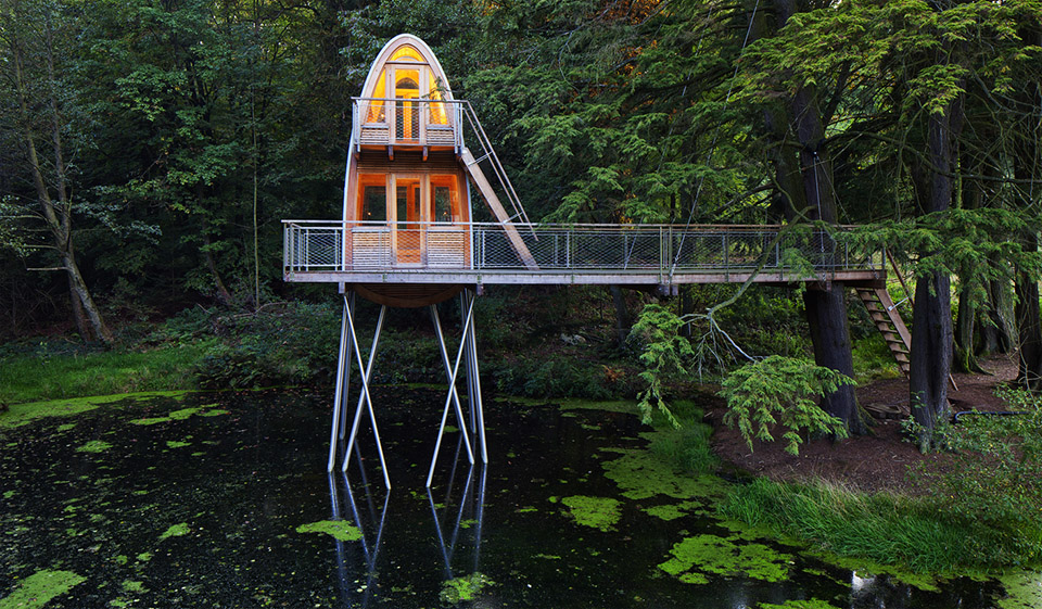 nature architecture 2014 Nature Architecture 2014: 10 Select Cabins, Treehouses and Hideaways Around the World