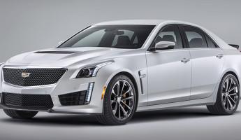 2016 Cadillac CTS-V 1
