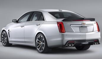 2016 Cadillac CTS-V 2