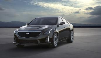 2016 Cadillac CTS-V 4
