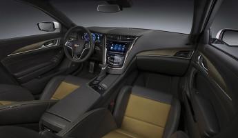 2016 Cadillac CTS-V 7