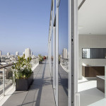 Homes with a View 2014: Antokolsky Penthouse by Pitsou Kedem Architects  2
