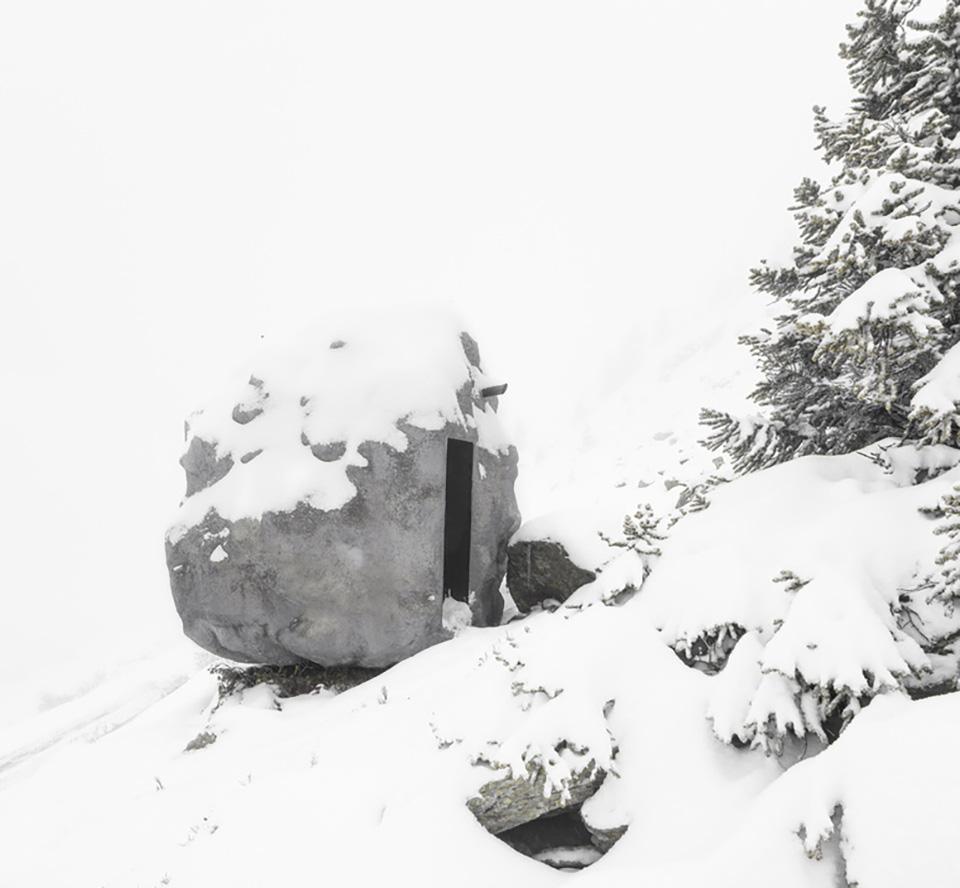 Bureau A Antoine Boulder Cabin 1