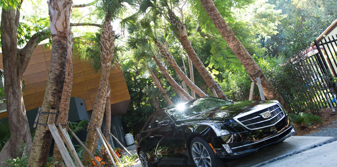 Camp Biscayne House Cadillac