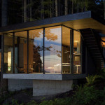 Homes with a View 2014: Casa Inlet Retreat by MW Works Architecture 3