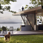 Homes with a View 2014: Casa Inlet Retreat by MW Works Architecture 1