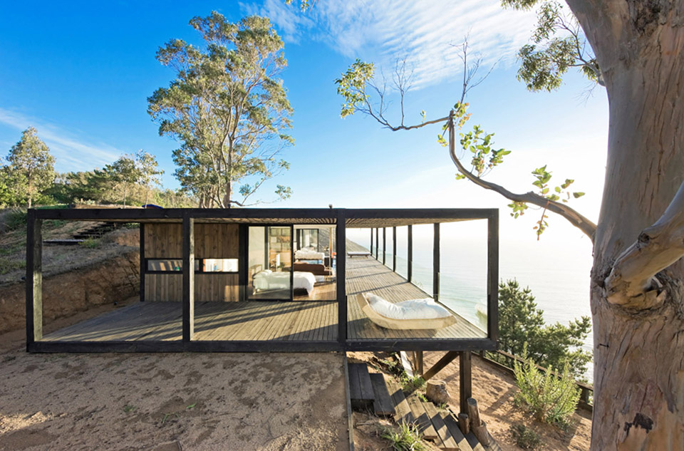 Homes with a View 2014: Chilean Beach Pavilion by WMR Arquitectos 1