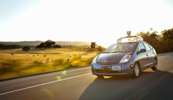 Google Self Driving Car early technology testing 345x200 Googles Self Driving Car is Officially Road Ready