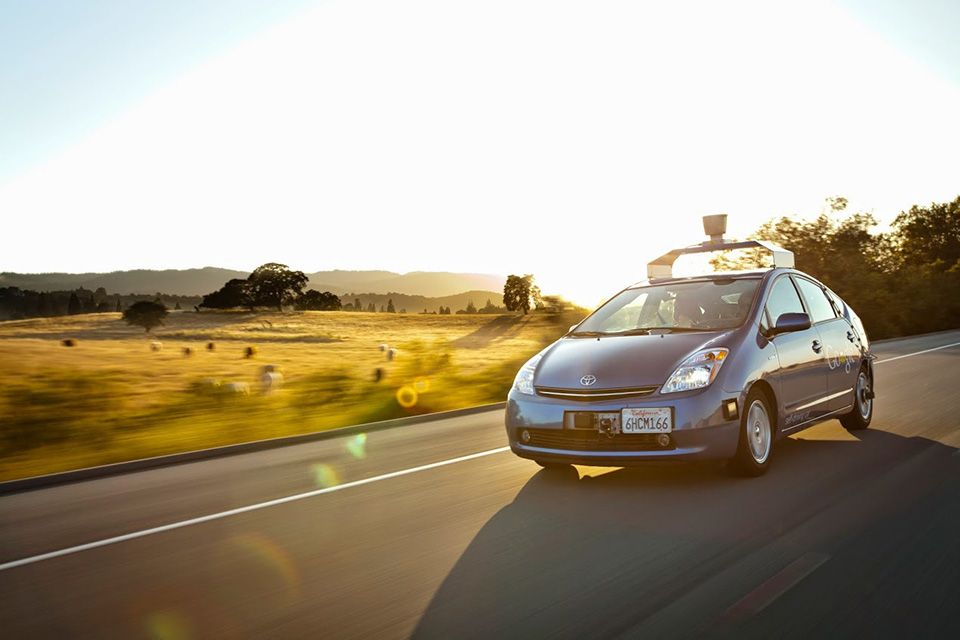 Google Self-Driving Car early technology testing