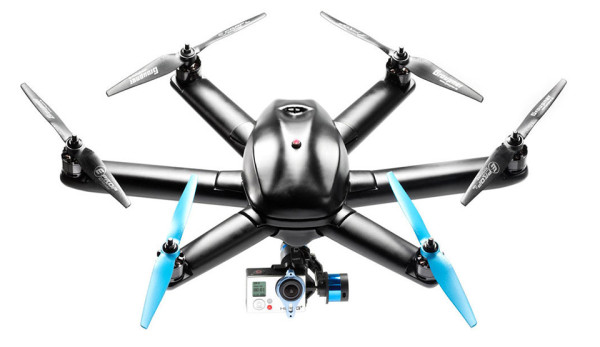 HexoPlus Drone 1 600x347 Is Congress About to Legitimize Video Drone Aircraft?