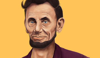 Hipstory Hipster World Leaders by Amit Shimoni 4