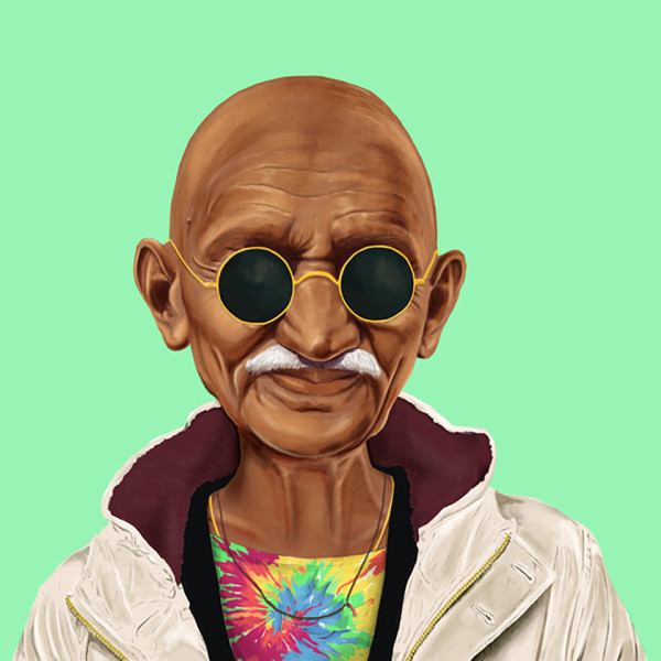 Hipstory Hipster World Leaders by Amit Shimoni 6