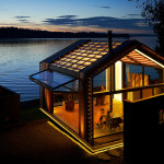 Homes with a View 2014: Lakeside Garage Restoration by Graypants  2