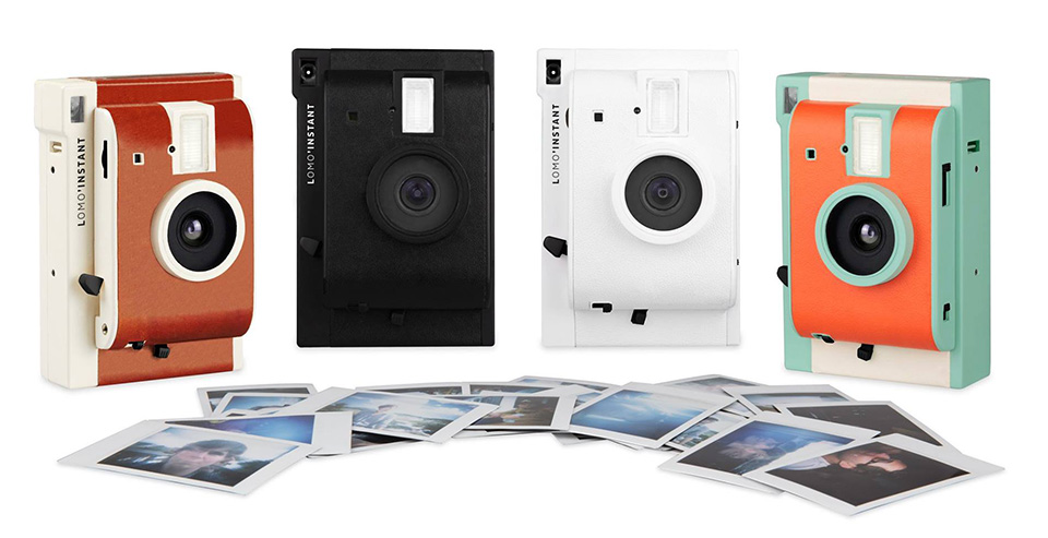 Best Digital Cameras 2014: Lomography Lomo Instant Film Camera 1