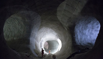 Crossrail Tunnels London 1