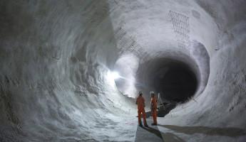 Crossrail Tunnels London 3