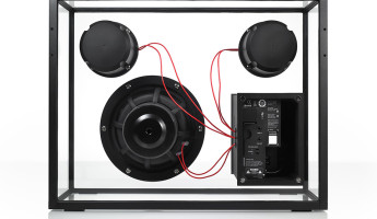 People Products Transparent Speaker 6